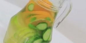 مشروبات تنقية الجسم ( الديتوكس )
