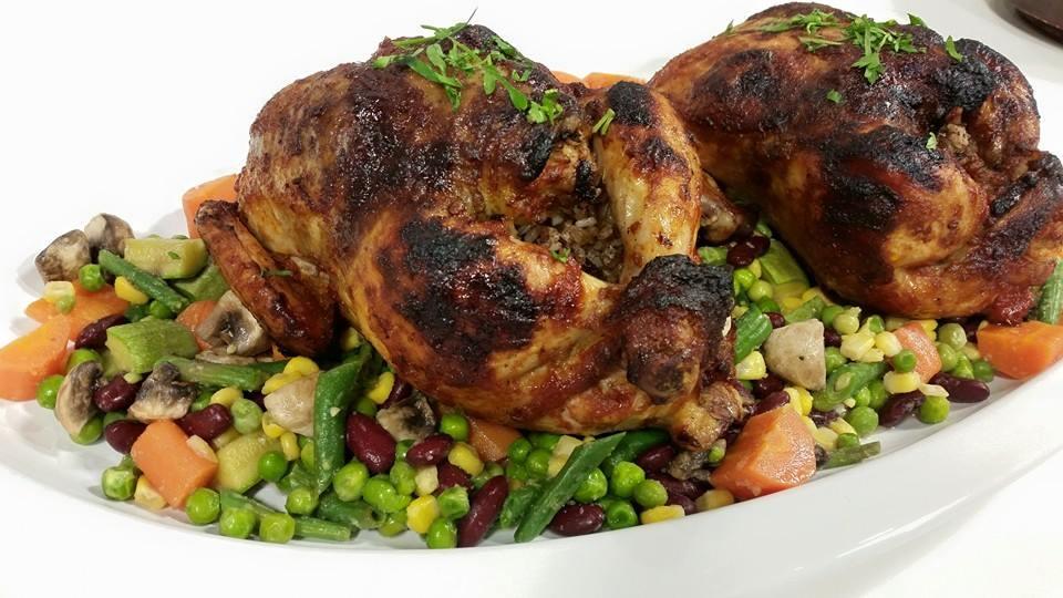حلقه مطبخ الراعي | طريقة عمل دجاج بلدي محشي - طريقة عمل  باستا فلورا بالزبادي - طريقة عمل الشعريه ال